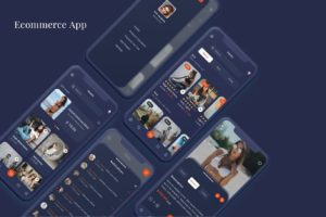 Ecommerce App UI 1-min