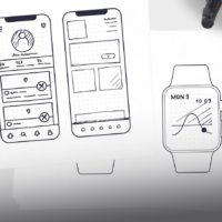 Wireframe-watch